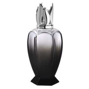 Athena Black Flame Top - Glass Lampe Berger Home Fragrance Lamp