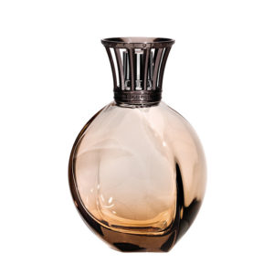 Glass Lampe Berger