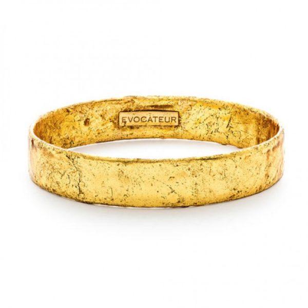 22K Gold Leaf Bangle