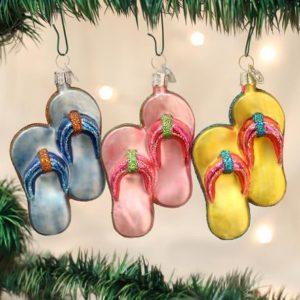Flip-flops (a) Ornament