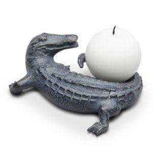 Alligator Sphere Holder