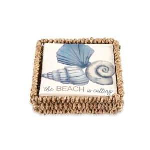 THE BEACH NAPKIN HOLDER SET