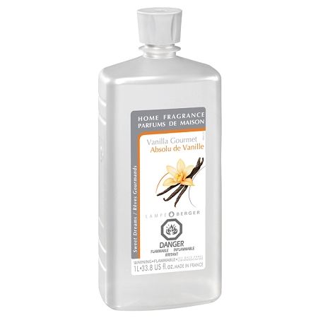 Vanilla Gourmet - 33.8 oz Lampe Berger Home Fragrance