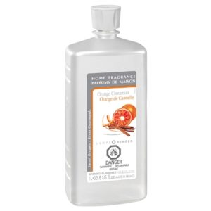 Orange Cinnamon - 33.8 oz Lampe Berger Home Fragrance