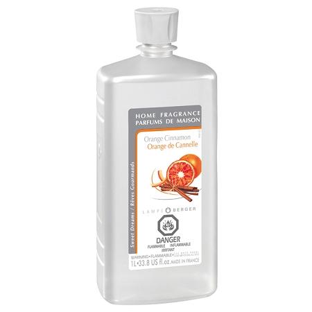 Orange Cinnamon - 33.8 oz Lampe Berger Home Fragrance