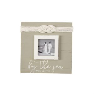 Mud Pie By The Sea Nautical Knot Picture Frame