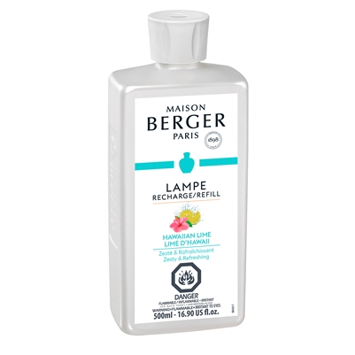 Hawaiian lime fresh and zesty scent home fragrance by lampe berger maison berger air purifier