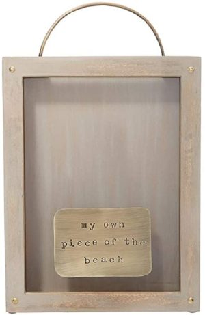 Mud Pie Sentiment Display Shell Box