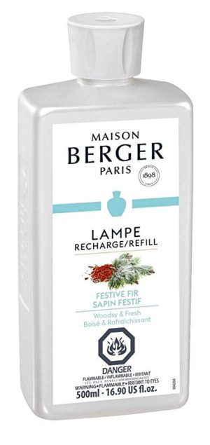 fesitve fir lampe berger maison berger home fragrance air purifier