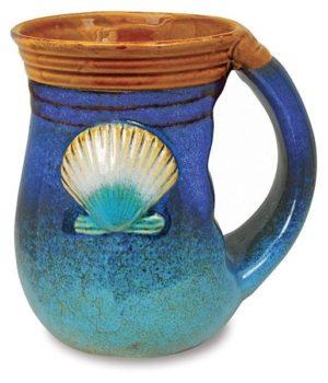 Handwarmer Mug - Beach House Shell