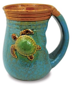 Handwarmer Mug - Turtle