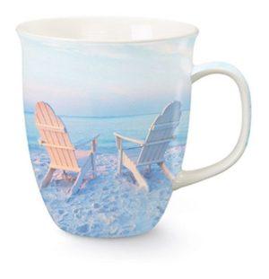 Harbor Mug - Adirondack Chairs Photo