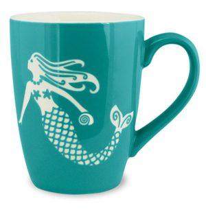 Etched Mug - Mermaid