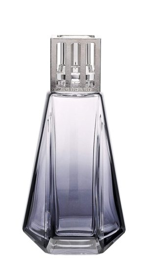 Urban Berger Lamp Blue Grey home fragrance air purifier by lampe berger maison berger