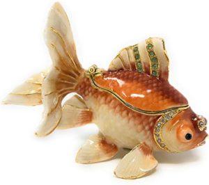 KUBLA CRAFTS koi fish box