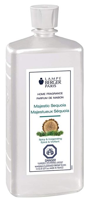 majestic sequoia lampe berger maison berger