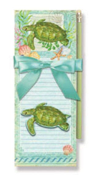 Magnetic Pad Gift Set - Summer Seas Turtle