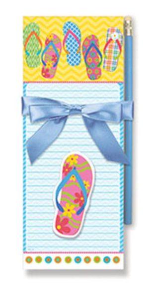 Magnetic Pad Gift Set - Flip Flop Parade