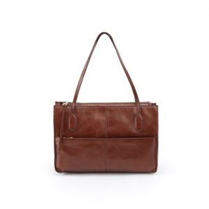 leather Friar Woodlands Tote by hobo the original