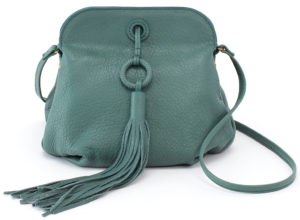 leather Birdy Crossbody Meadow by hobo the original