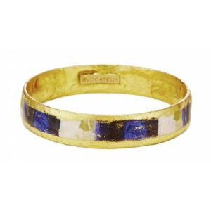 Berlin Bangle-Blue
