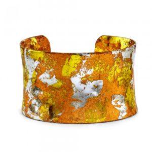 Copper Corset Cuff