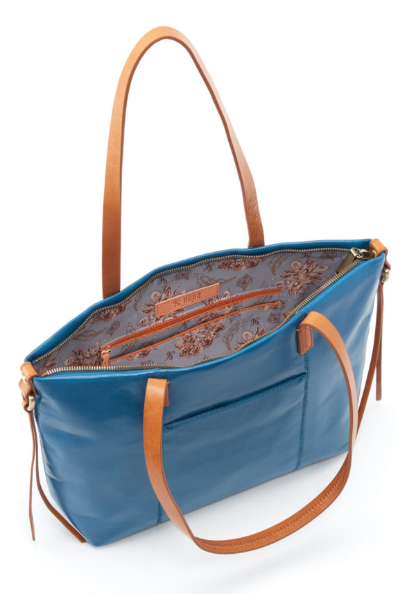 leather Cecily Bayou Tote by hobo the original