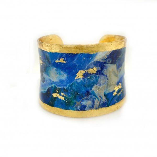 Cast Yourself on Every Wave Corset Cuff