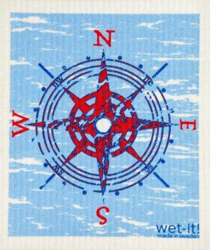 Compass Towel