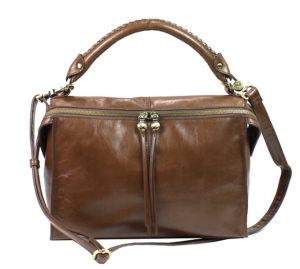 leather Copula Woodlands Shoulder Bag by hobo the original