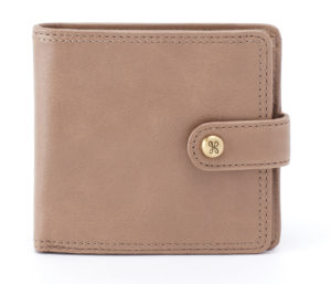 leather Dale Cobblestone Wallet by hobo the original