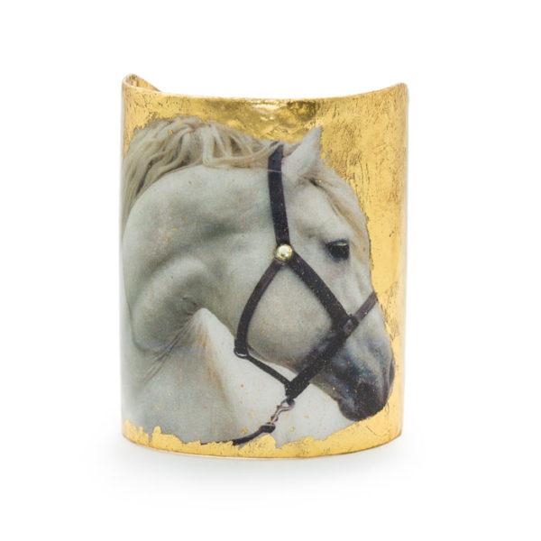 White Horse Cuff