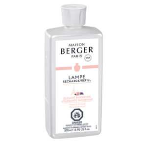 Elegant Parisienne home fragrance by lampe berger maison berger