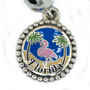 florida flamingo pandora exclusive charm