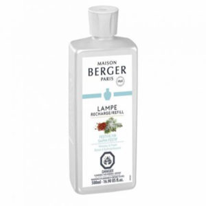 Festive fir home fragrance air purifier by lampe berger maison berger