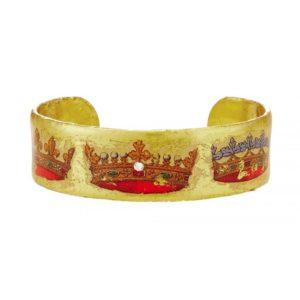 "French Crown Cuff - .75"""