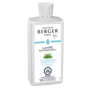 Fresh Green Grass home fragrance by lampe berger maison berger