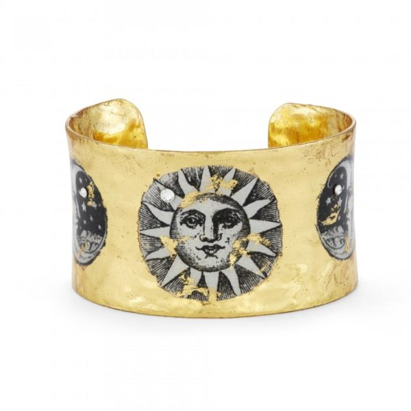 Sun and Moon Corset Cuff