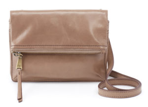 leather Glade cobblestone Clutch by hobo the original