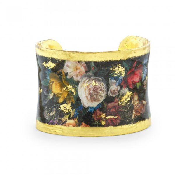 Dutch Flowers Corset Cuff