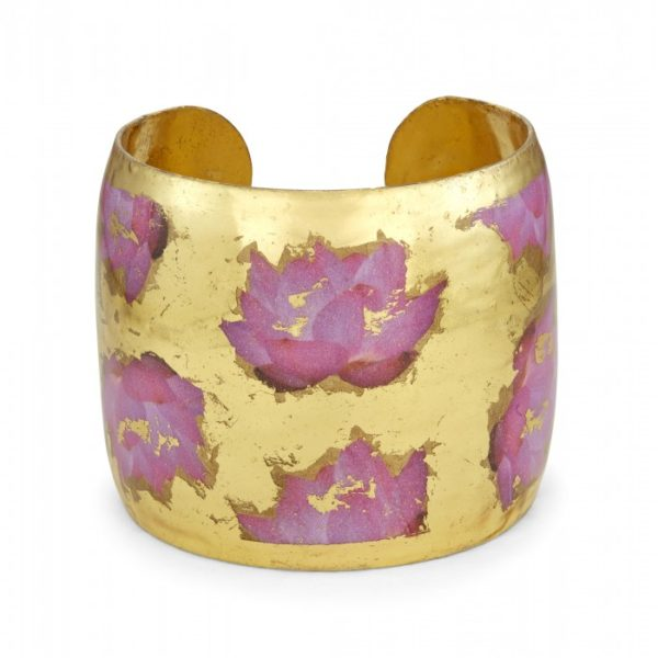 Lotus Rows Cuff