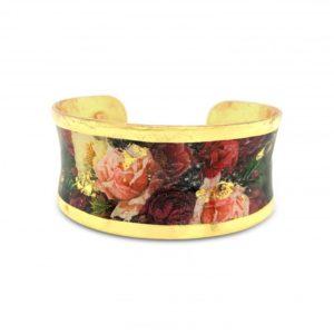 """Roses Corset Cuff - 1"""""""