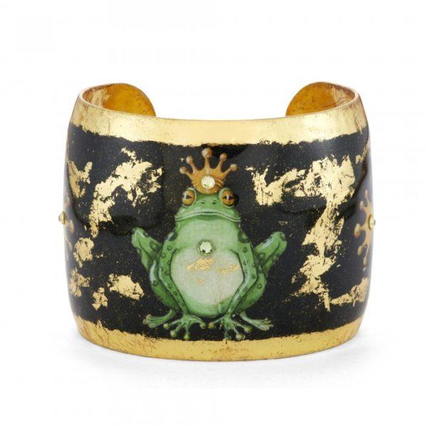 Frog King - Black