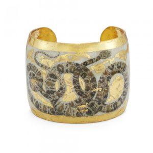 Python Snake Cuff