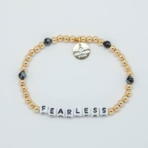 Fearless- Gold-Filled