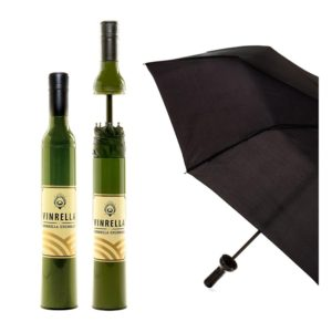 Green Labled Bottle Umbrella