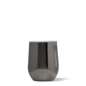 12oz Stemless Wine Tumbler Gunmetal by corkcicle