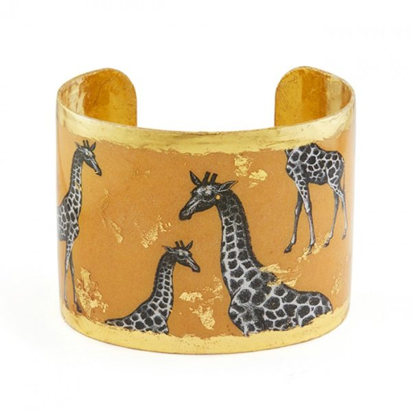 Giraffe Dreams Cuff