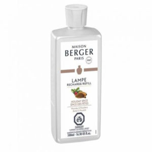 Holiday Spice home fragrance air purifier by lampe berger maison berger