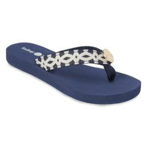 Lulu The first in the SwitchFlop family, Lulu leads the way with new signature straps in her classic colors. Details: 1″ Classic Flat lindsay phillips switch flops
